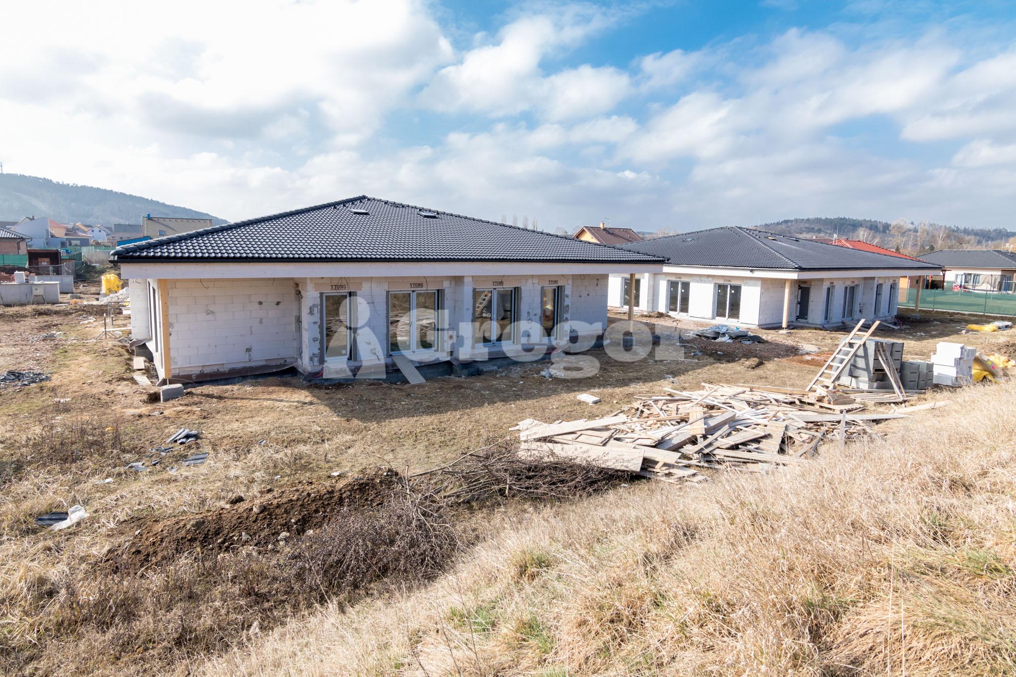 Bytové bungalovy Drásov