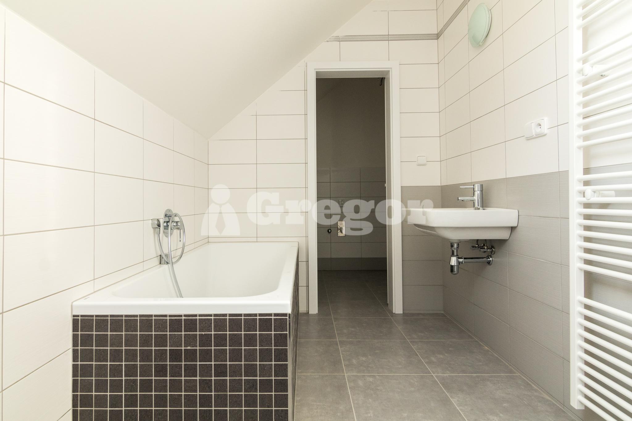 RD Všechovice koupelna v 1. patře
