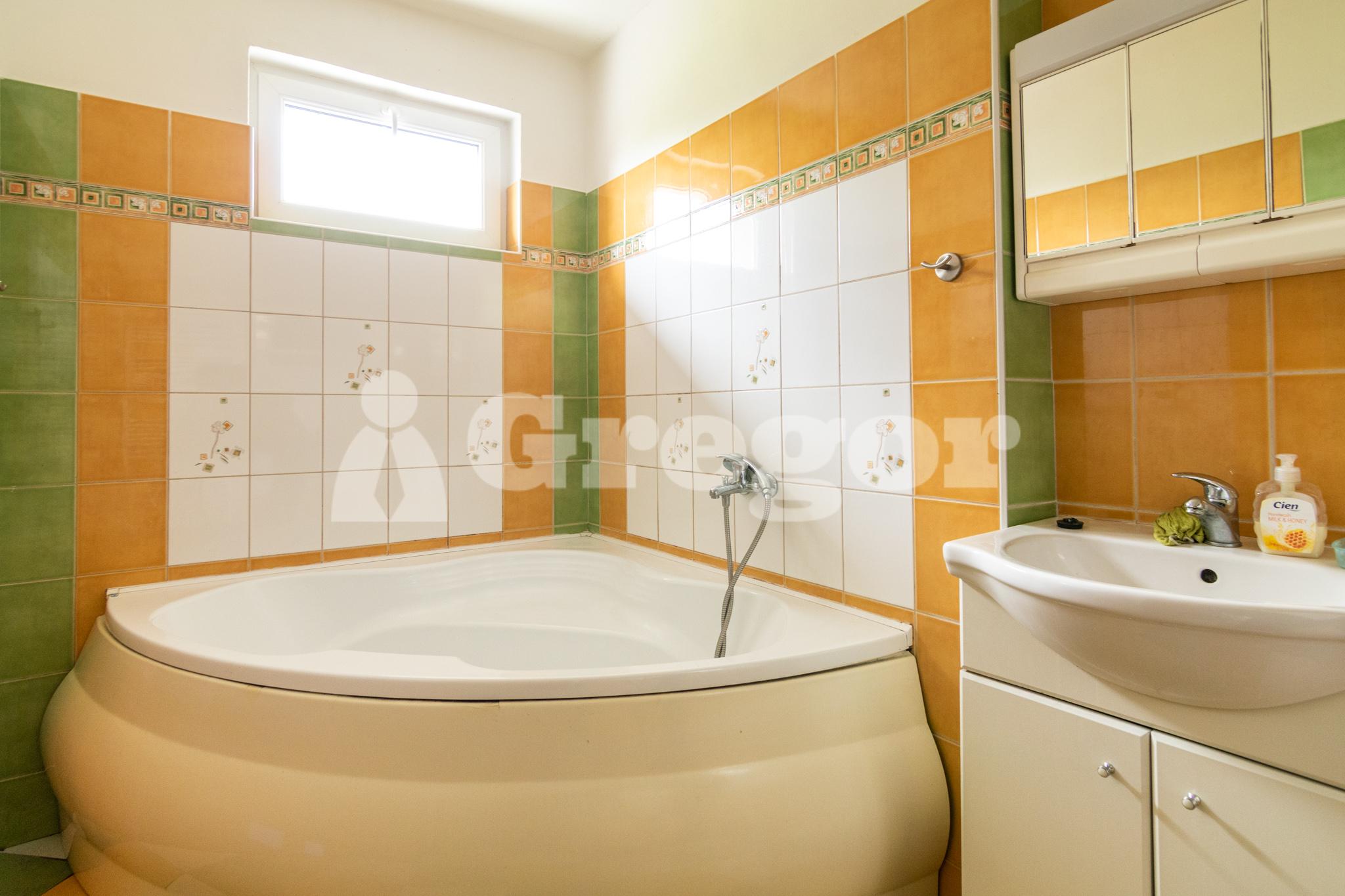Rodinný dům Drásov koupelna přízemí