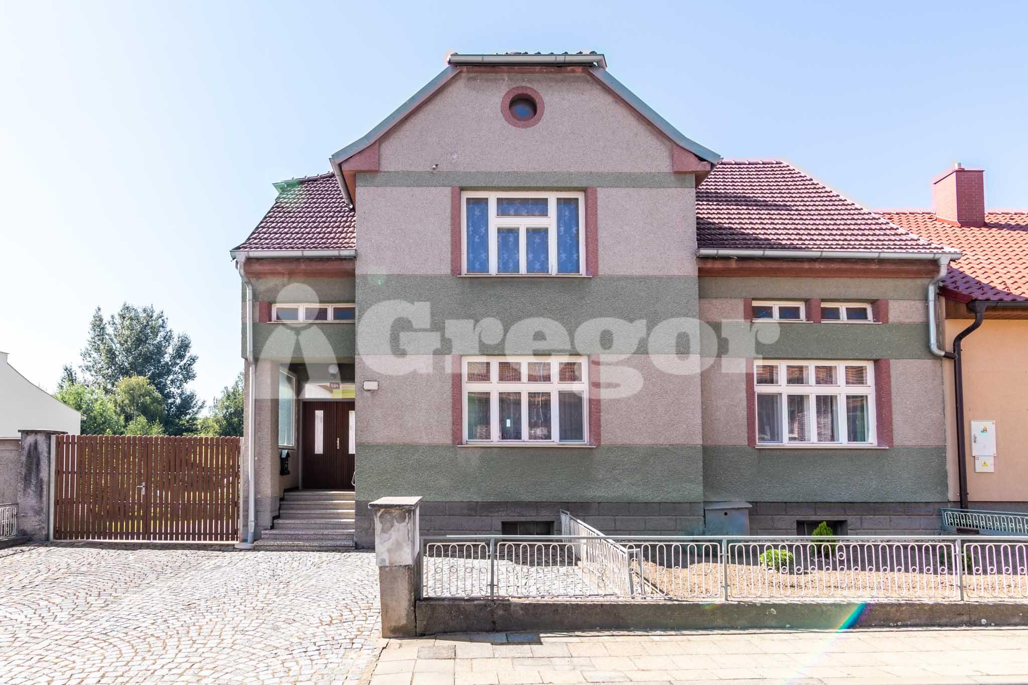 Rodinný dům Šardice-54