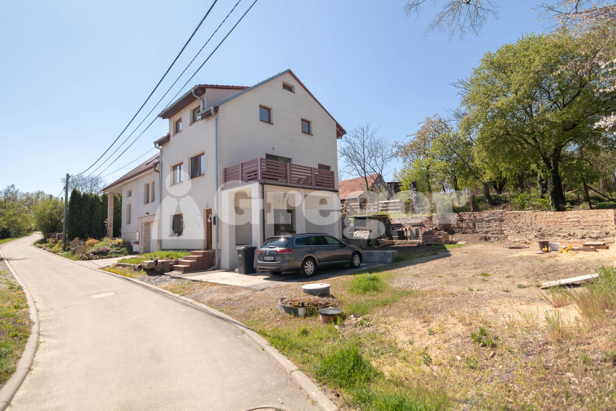 Rodinný dům Brumovice