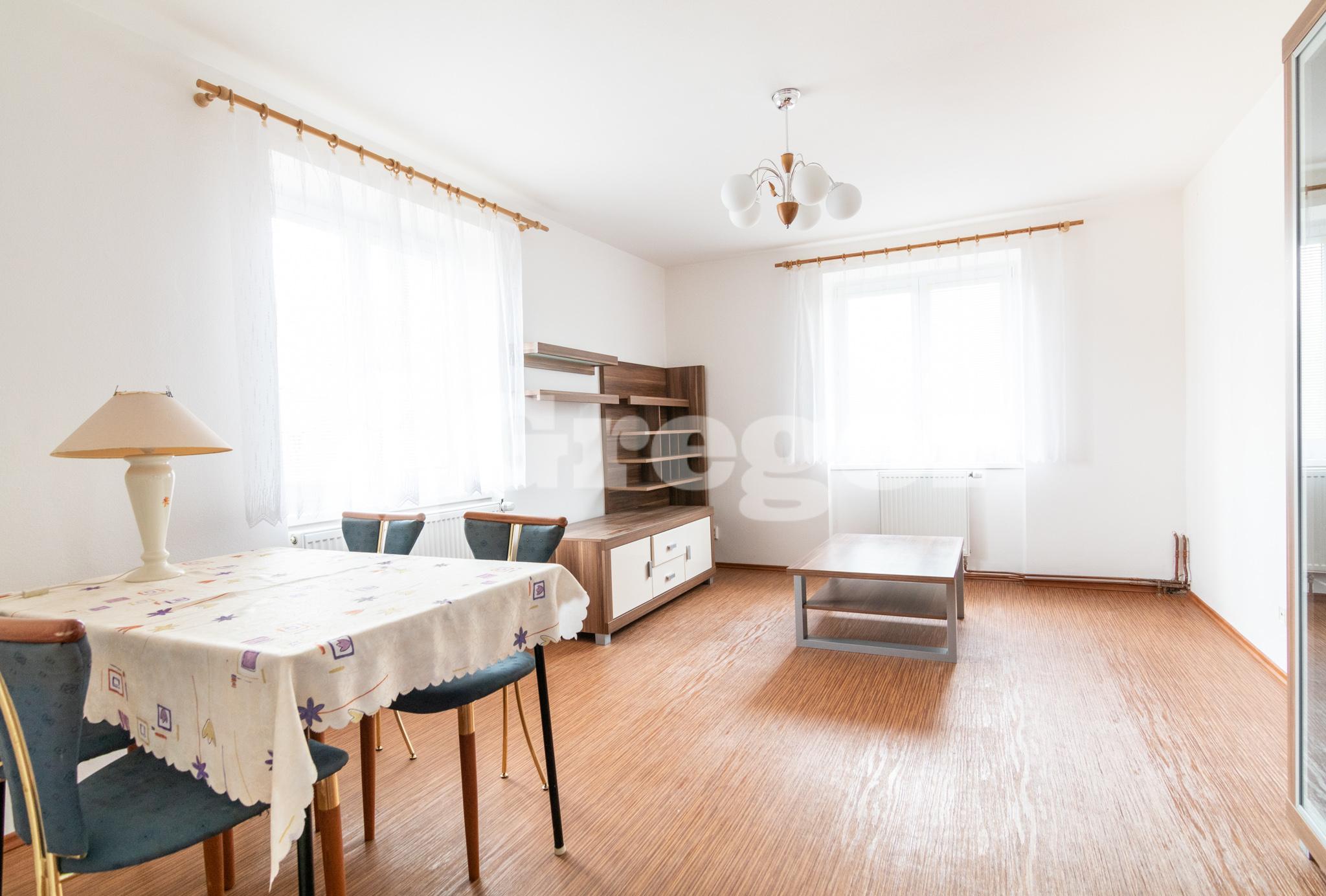 Rodinný dům Drásov obývací pokoj