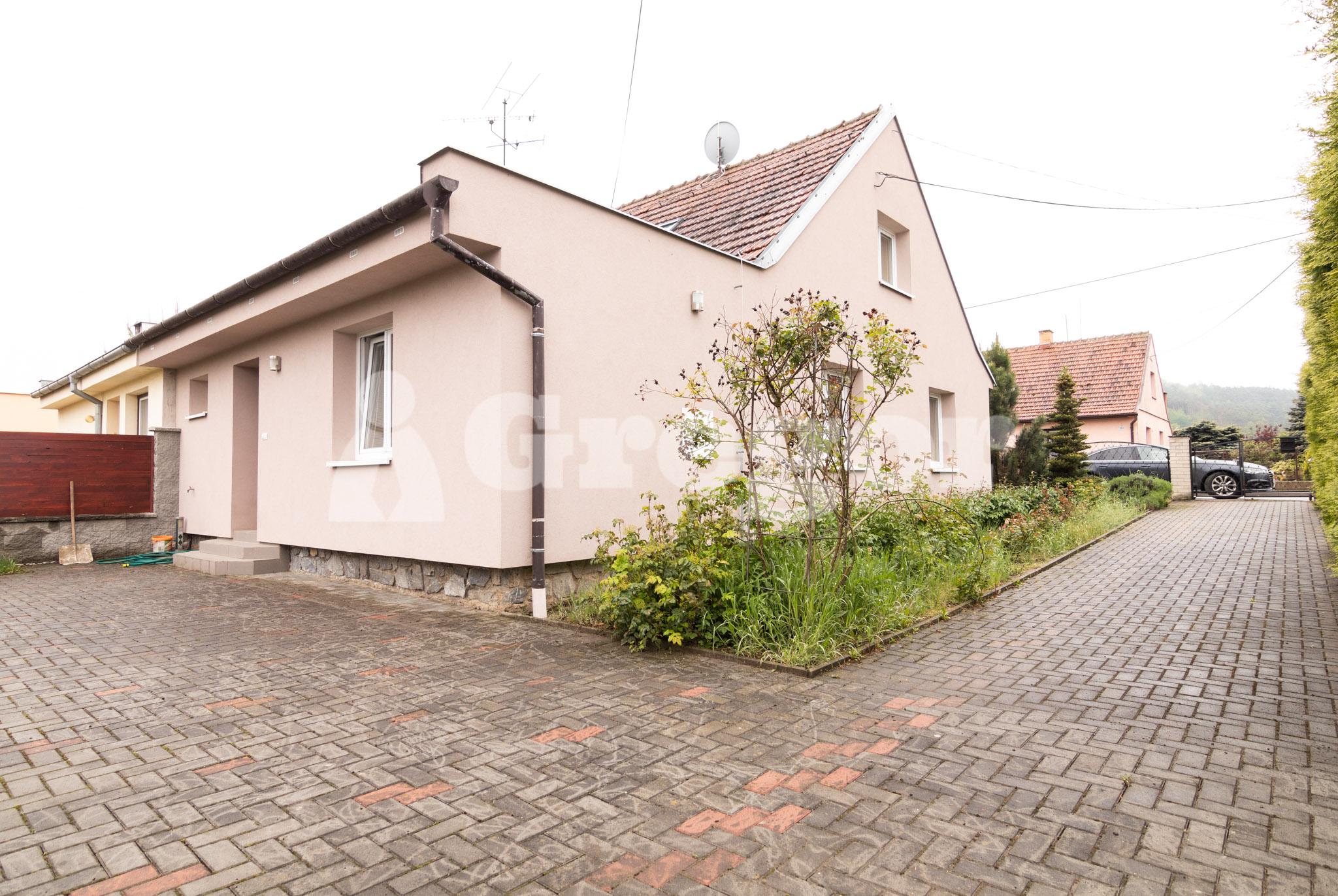 Rodinný dům Drásov