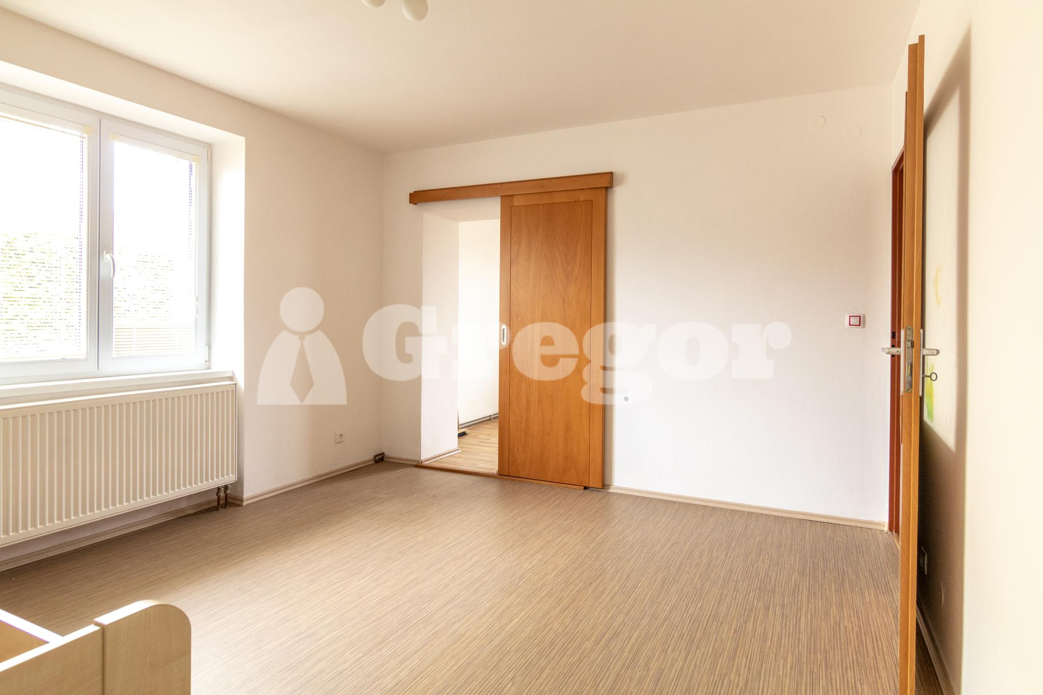 Rodinný dům Drásov - pokoj