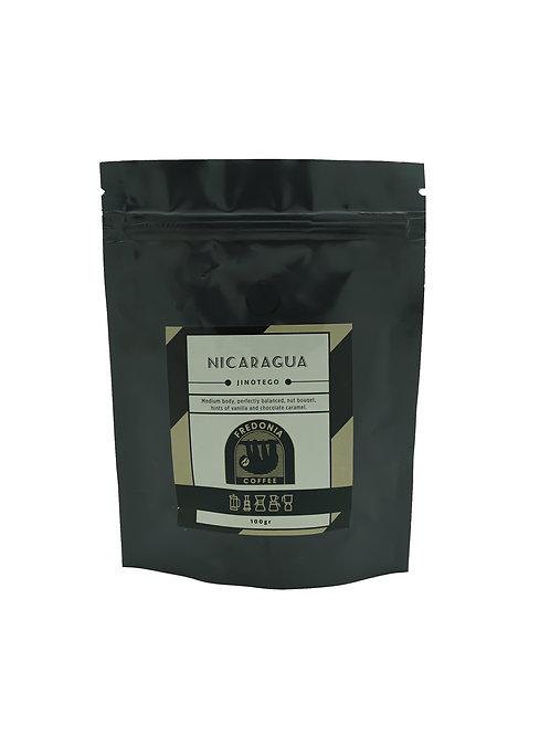 Nicaragua Jinotega 100gr