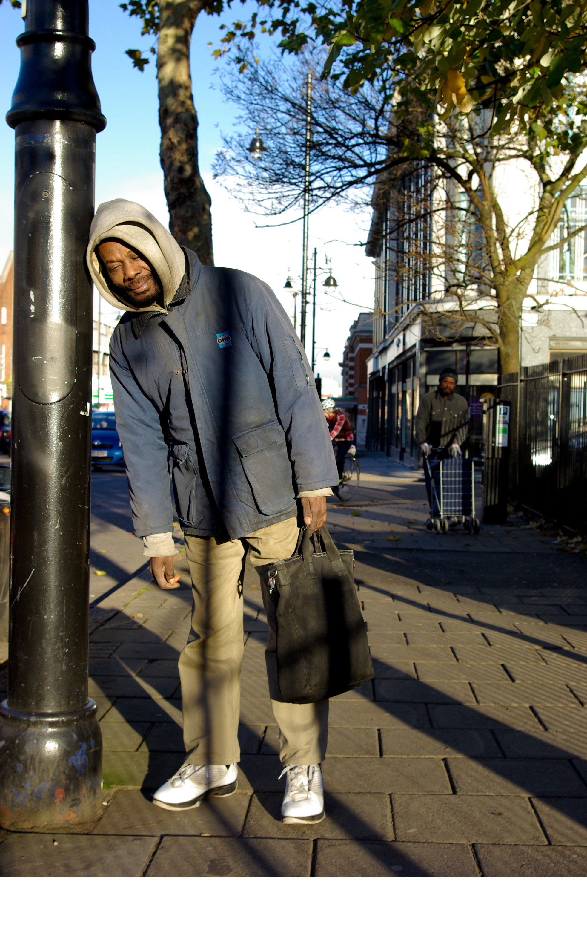 13 - Lamp Post 2013, London UK, C Print