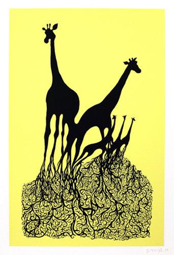 """Sam3 - """"Giraffe"""""""