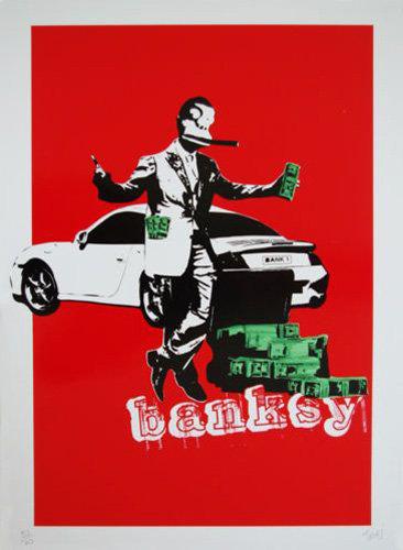 """Teves - """"The Real Banksy"""""""