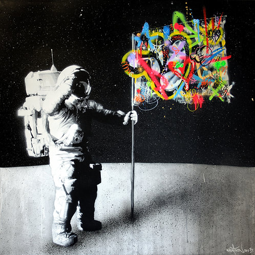 """Martin Whatson - """"One small step"""""""