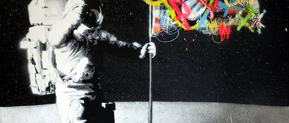 "Martin Whatson - ""One small step"""
