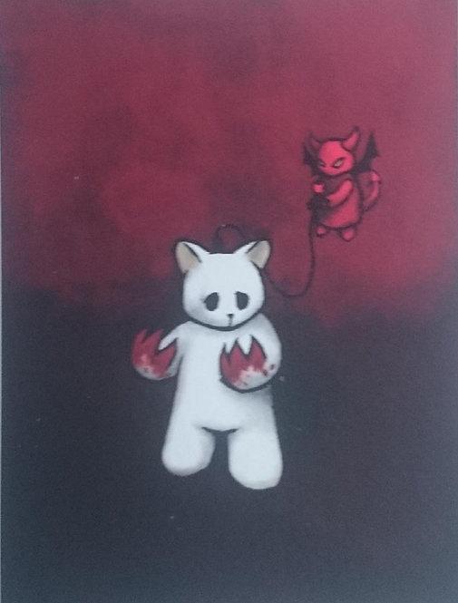 "Luke Cheuh - ""Mini Prints"""