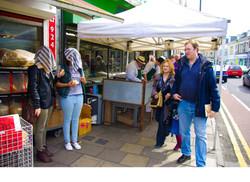 10 - Burger 2013, Bristol UK, C Print