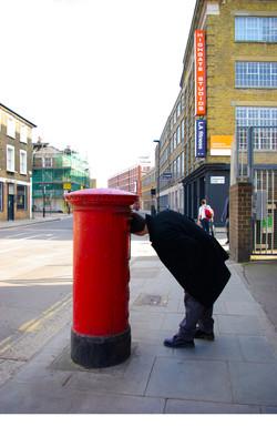 4 - Post Box 2013, London UK, C Print