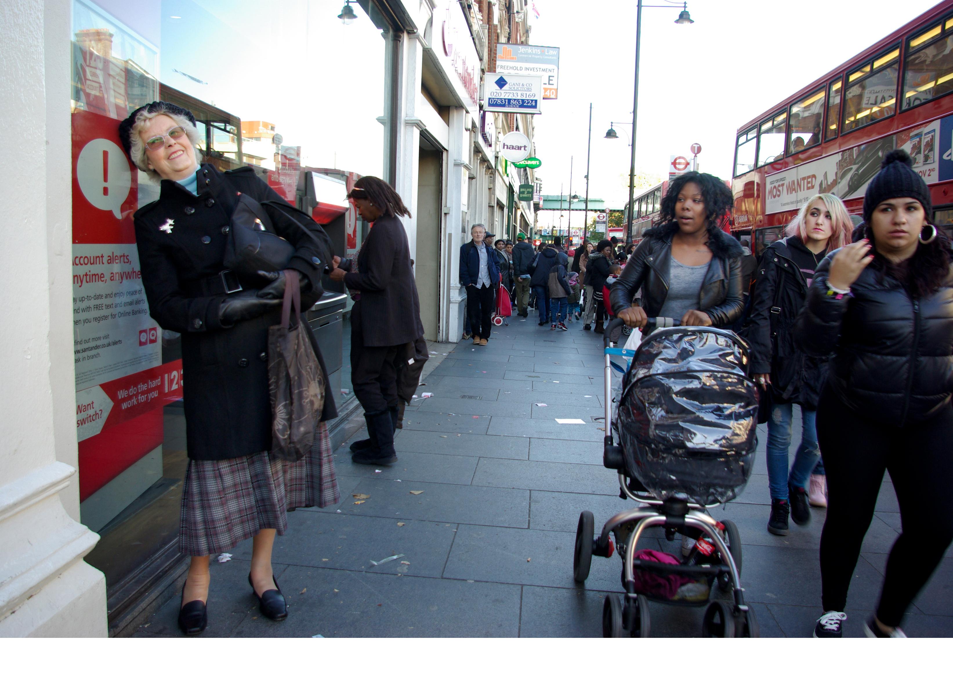 14 - Shop Front 2013, London UK, C Print