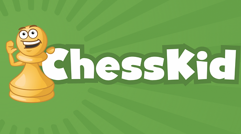 1 Year Membership for Chess Kid Gold.