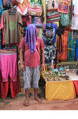 1 - Shop Owner 2015, kerala India, C Print