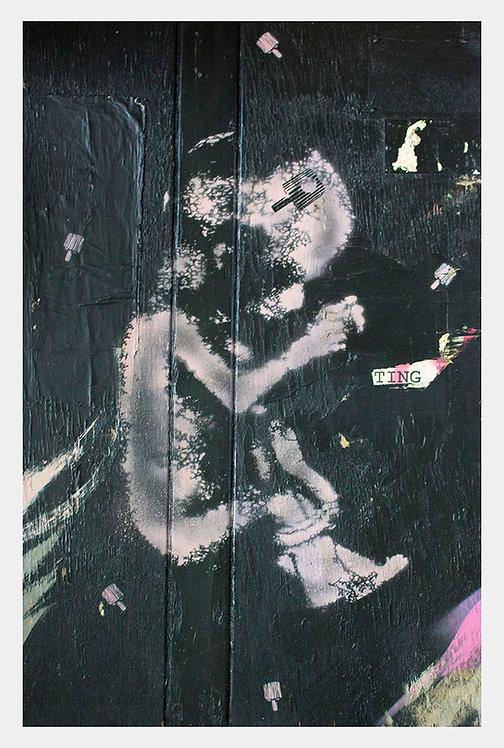 Nick Walker - Baby on door