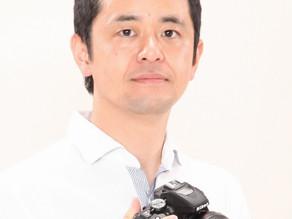 「写真整理ギャラリー ~私の大切な写真と暮らす~」 ヒルトピアアートスペース   8日登壇者:内川功一朗さん
