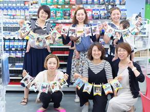 7/27 カメラのキタムラ豊川諏訪店 ママのための写真整理講座 開催報告