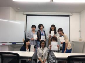 【開催報告】セミナー講師養成講座