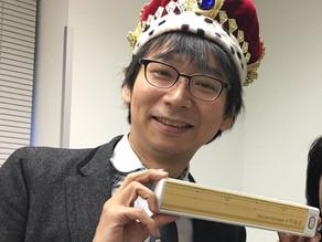 文具王 高畑氏 日本橋三越でのワークショップに講師として登場いたします(今回受講料は無料)