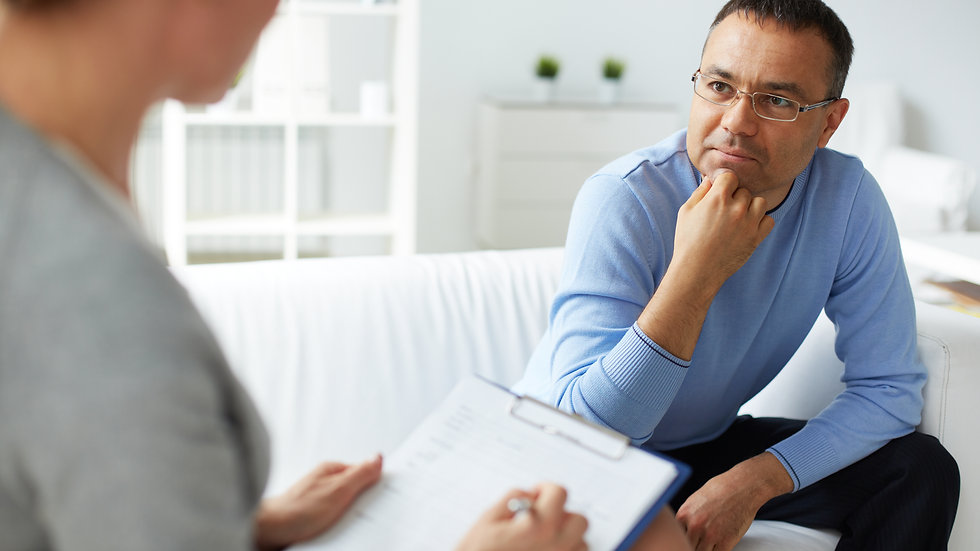 One on One meeting with a Psychologist/Social Worker