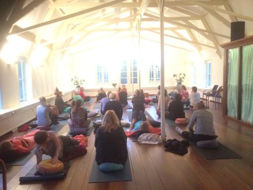 Mindfulness workshop Haarlem 2018