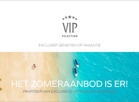 VIP Selection: zomerlancering 2020