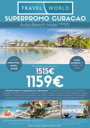Superpromo Curaçao - Avila Beach Hotel