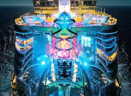 Ontdek het grootste cruiseschip ter wereld