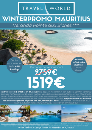 Promotie Mauritius - Veranda Pointe aux Biches.png