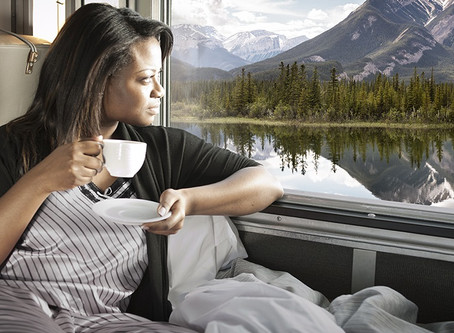 Spectaculair : met de trein door Canada