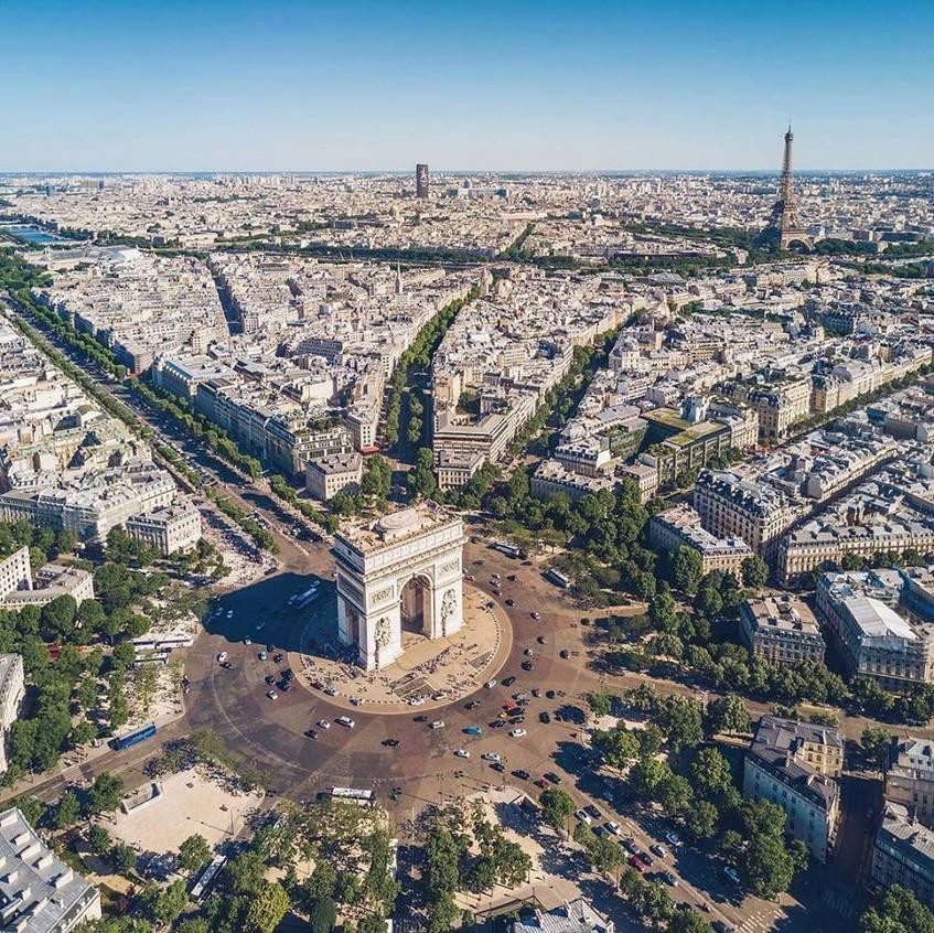 Parijs voor 12,99€ p.p.