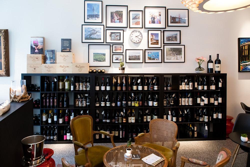 Vines wine bar, genomineerd als meest innovatieve horecazaak