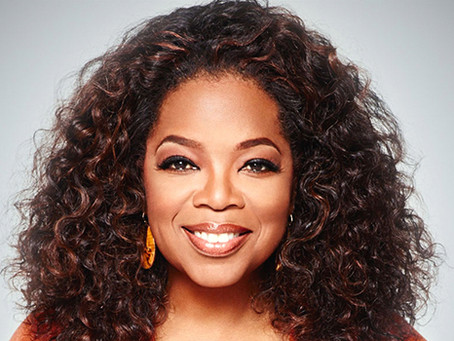 Op cruise met Oprah Winfrey
