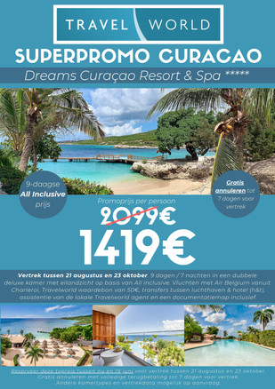 Superpromo Curaçao - Dreams Resort (6)-p
