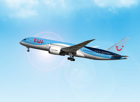 TUI lanceert 12 nieuwe vluchtroutes!