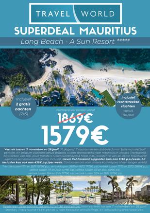 Promotie Mauritius - Long Beach.png