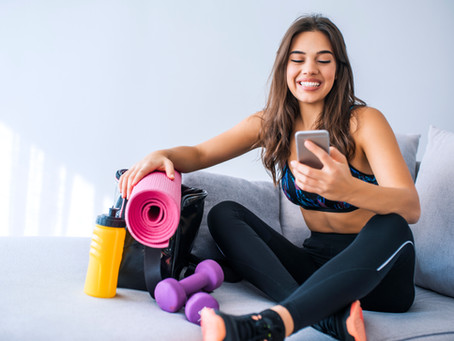 5 Go-To Apps to Help Finesse Your Fitness During Lockdown