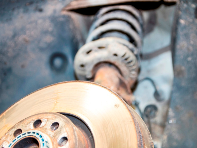 Fahrwerkservice / Bremsencheck