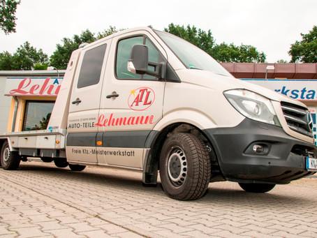 30 Jahre Autoteile Lehmann