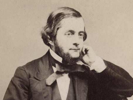 Josiah Parsons Cooke (1827-1894): the forgotten American precursor to the periodic table
