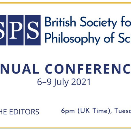 Jargonium goes to the BSPS 2021 Conference!