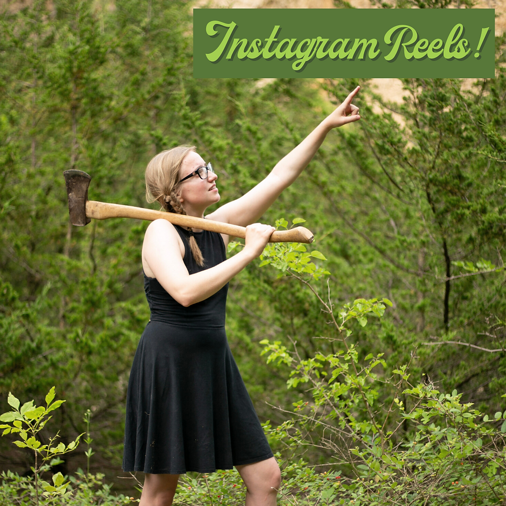 Using Instagram Reels to elevate your brand engagement on social media for business owners, community organizations, digital marketing
