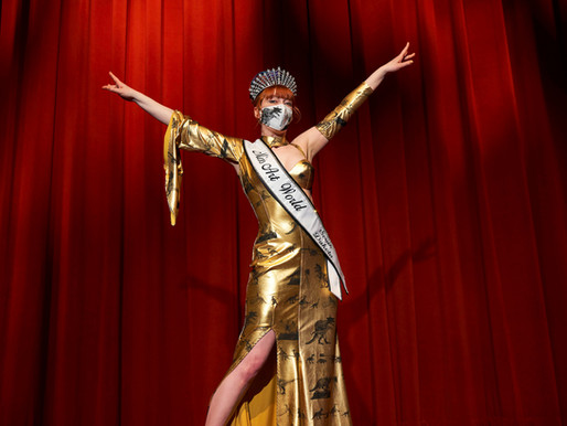Pageant with a Purpose   Miss Art World