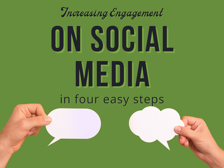 Increase Your Engagement in Four Steps