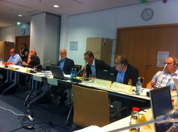 Reuniones Comité Europeo