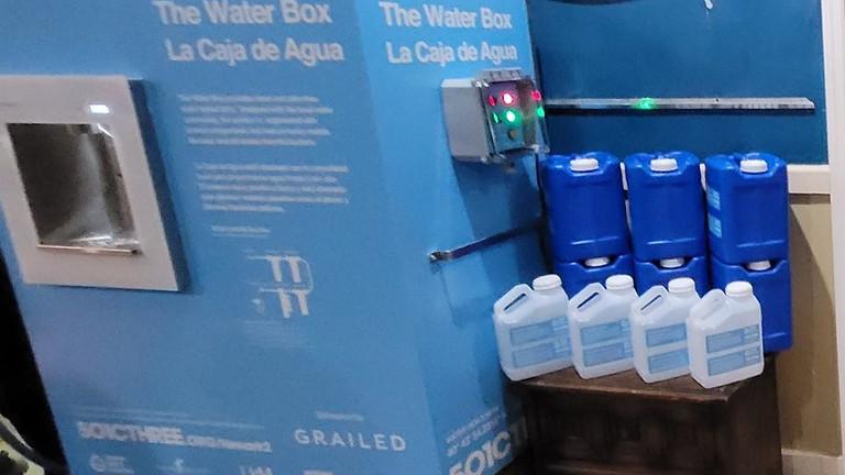 Water Box 2 Distribution