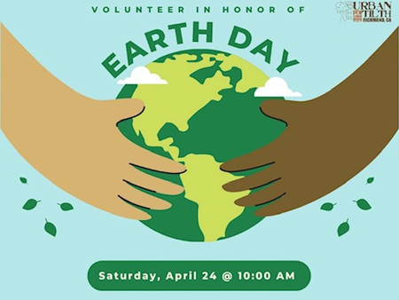 Volunteer with Urban Tilth for Earth Day