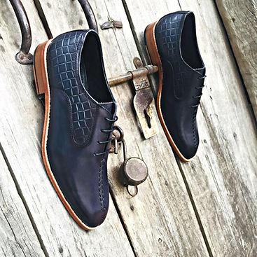 Stylish Leather Shoe